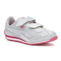 PUMA Whirlwind Glitz V Pre-School Girls' Sneakers
