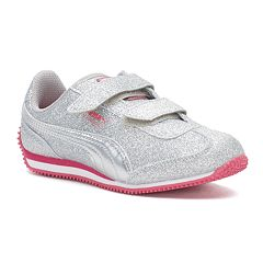 PUMA Whirlwind Glitz V Pre-School Girls' Sneakers