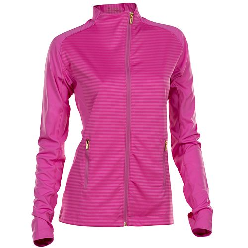 Women's Nancy Lopez Quake Thumb Hole Golf Jacket