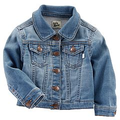 Baby Girl OshKosh B'gosh® Denim Jacket