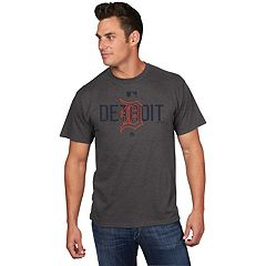 Men's Majestic Detroit Tigers Clubhouse Tee