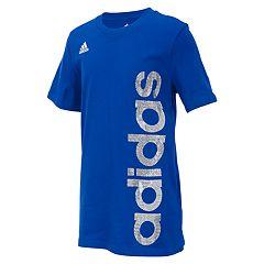 Boys 8-20 adidas Linear Logo Tee