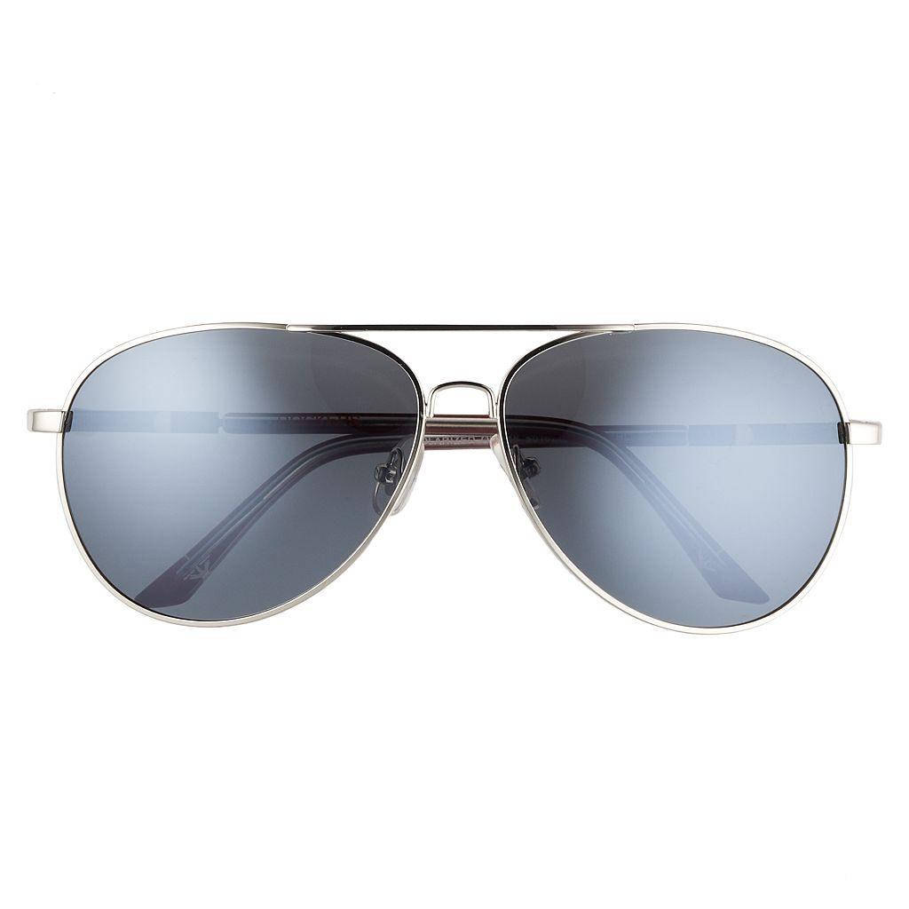 Men's Dockers Aviator Polarized Sunglasses