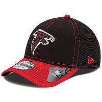 Adult New Era Atlanta Falcons 39THIRTY 2Tone Patched Flex-Fit Cap