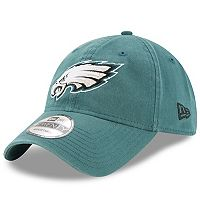 Adult New Era Philadelphia Eagles 9TWENTY Core Adjustable Cap