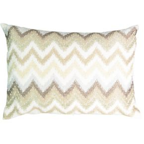 Beautyrest Social Call Beaded Oblong Throw Pillow