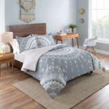 Vue Mira Reversible Comforter Set