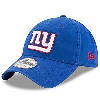 Adult New Era New York Giants 9TWENTY Core Adjustable Cap