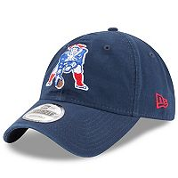 Adult New Era New England Patriots 9TWENTY Core Adjustable Cap