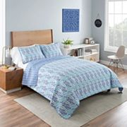 Vue Little India Reversible Quilt Set