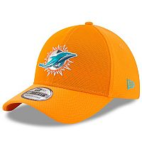 Adult New Era Miami Dolphins 39THIRTY Rush Flex-Fit Cap