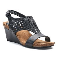Croft & Barrow® Countess Women's Wedges