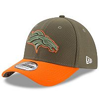 Adult New Era Denver Broncos 39THIRTY Salute to Service Flex-Fit Cap