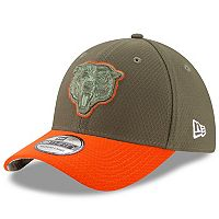 Adult New Era Chicago Bears 39THIRTY Salute to Service Flex-Fit Cap