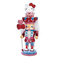 Hello Kitty® Nutcracker Christmas Decor by Kurt Adler