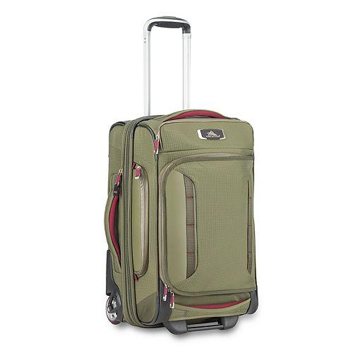 High Sierra AT8 Wheeled Duffel Upright Luggage