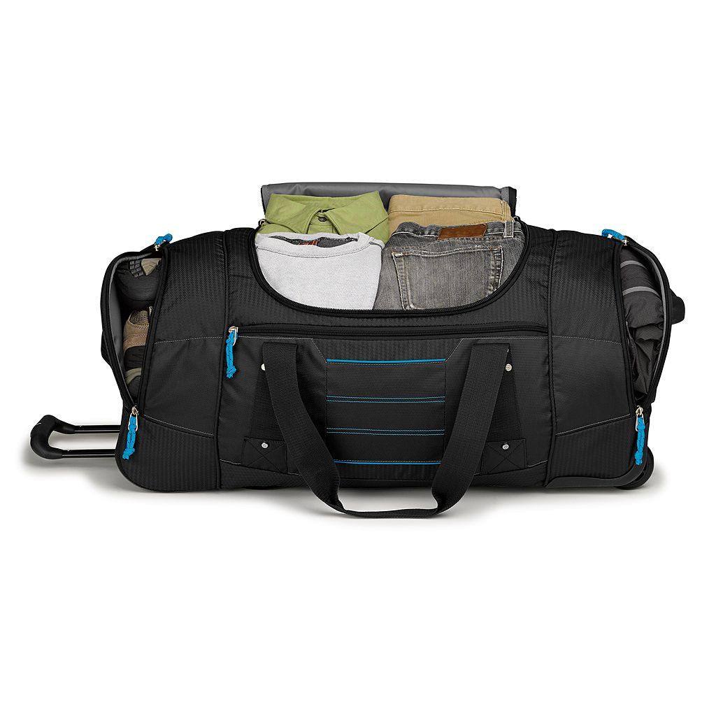 High Sierra Ultimate Access 2.0 Wheeled Duffel Bag