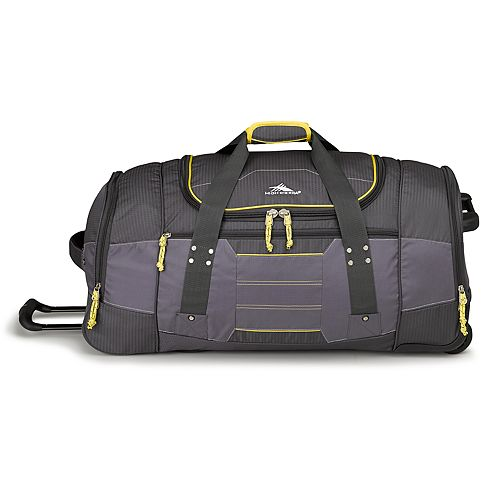 High Sierra Ultimate Access 2.0 Wheeled Duffel Bag