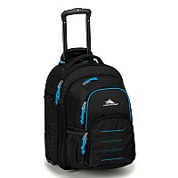 High Sierra Ultimate Access 2.0 Carry-On Wheeled Backpack