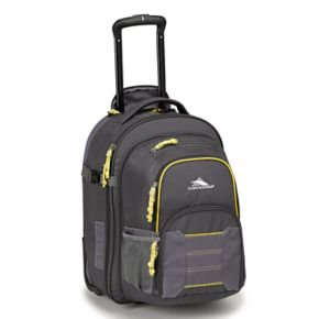 High Sierra Ultimate Access 2.0 Carry On Wheeled Backpack