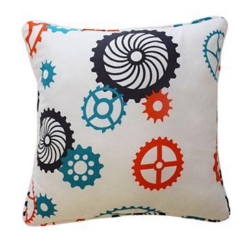 Waverly Kids Robotic Throw Pillow