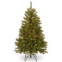 National Tree Company 4-ft. Pre-Lit North Valley Spruce Artificial Christmas Tree