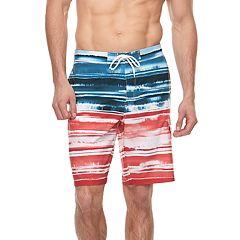 Big & Tall SONOMA Goods for Life™ Flexwear Swim Trunks