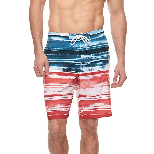 f0240849a3e3d Big & Tall SONOMA Goods for Life™ Flexwear Swim Trunks