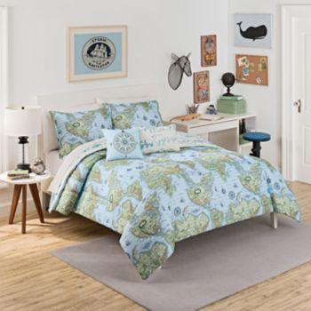 Waverly Kids Buon Viaggio Comforter Set