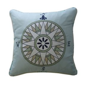 Waverly Kids Buon Viaggio Throw Pillow