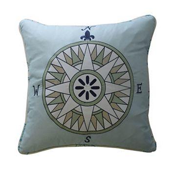 Waverly Kids Buon Viaggio Throw Pillow