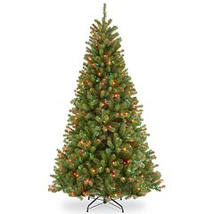 National Tree Company 6.5-ft. Pre-Lit North Valley Spruce Artificial Christmas Tree