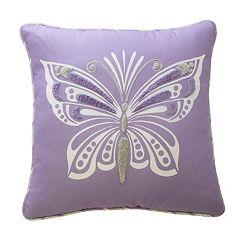 Waverly Kids Ipanema Butterfly Throw Pillow
