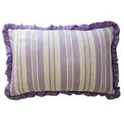 Waverly Kids Ipanema Rodeo Stripe Oblong Throw Pillow