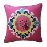 Waverly Kids Bollywood Medallion Throw Pillow