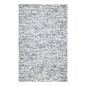 nuLOOM Chunky Cable Solid Wool Rug