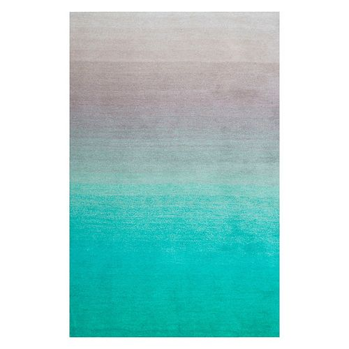 nuLOOM Ombre Abstract Shag Rug