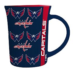 Washington Capitals Lineup Coffee Mug