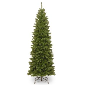National Tree Company 6.5-ft. North Valley Spruce Pencil Slim Artificial Christmas Tree