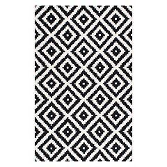 nuLOOM Kellee Geometric Wool Rug