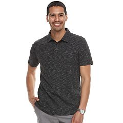 Men's Apt. 9® Slim-Fit Slubbed Polo