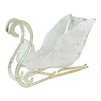 41-in. Pre-Lit Sleigh Indoor / Outdoor Christmas Decor