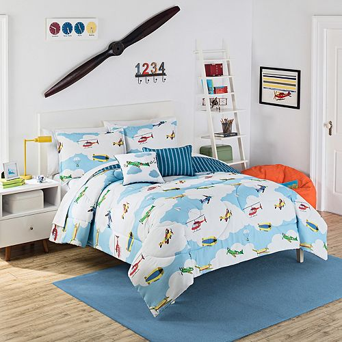Waverly Kids In The Clouds Comforter Set