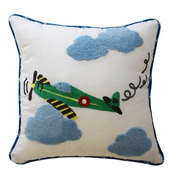 Waverly Kids In The Clouds Throw Pillow