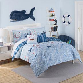 Waverly Kids Ride The Waves Comforter Set