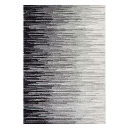 nuLOOM Lexie Abstract Striped Rug