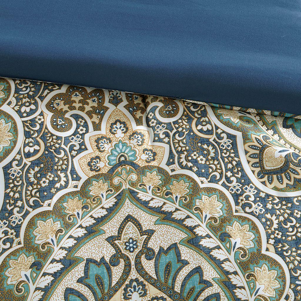Madison Park Madison Charmeuse 7-piece Comforter Set