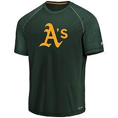 Men's Majestic Oakland Athletics  Tee