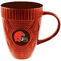 Cleveland Browns Sweater Coffee Mug