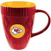 Kansas City Chiefs Sweater Coffee Mug